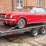 Mustang Trailer