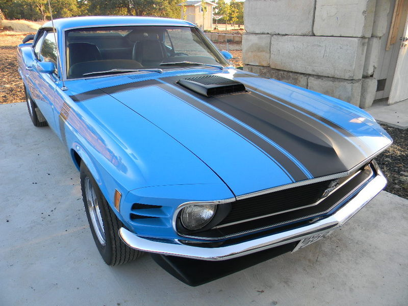 1970 boss 302 for sale002 classic mustangs blog at. Black Bedroom Furniture Sets. Home Design Ideas