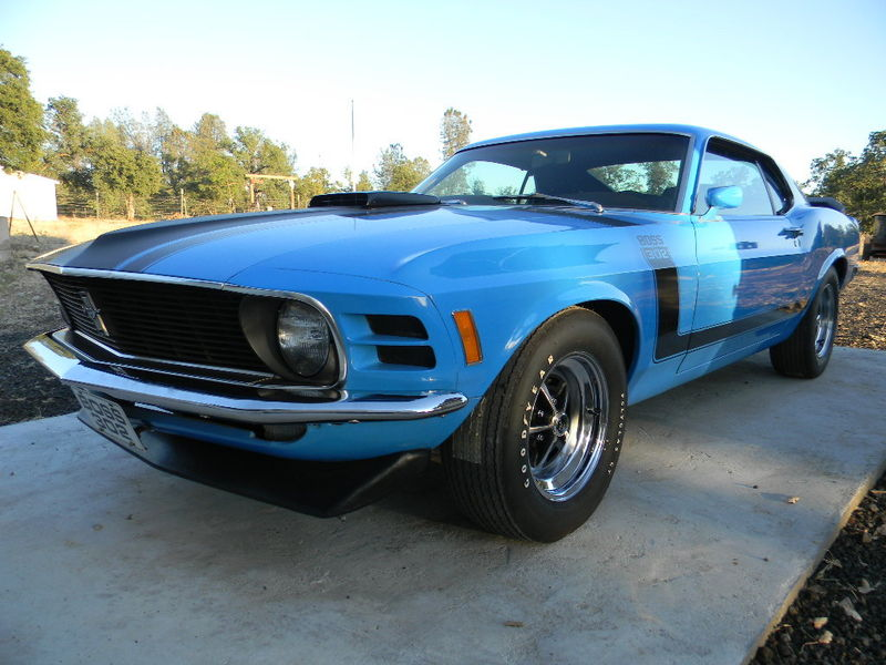 1970 boss 302 for sale006 classic mustangs blog at. Black Bedroom Furniture Sets. Home Design Ideas